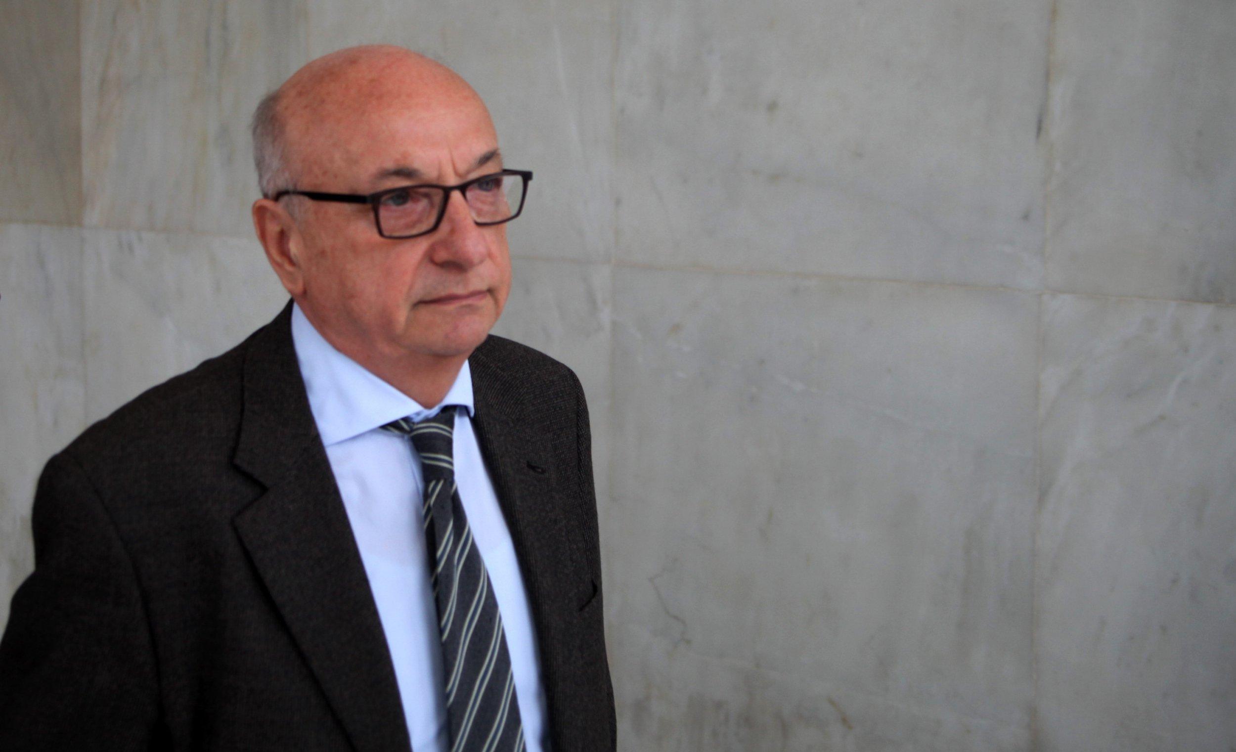 Κατέθεσε ως μάρτυρας ο Τσουκάτος για τα 16 δισεκ. δραχμές ιδιωτική χρηματοδότηση του ΠΑΣΟΚ