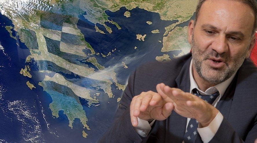 Νίκος Μαυραγάνης: Πως η αλλαγή του Ποινικού Κώδικα «γκριζάρει» το Ανατολικό Αιγαίο