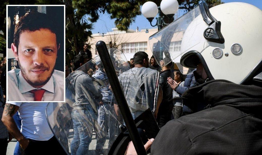Σπύρος Δημητρίου: Προσωρινή κράτηση όχι προσωρινή ποινή