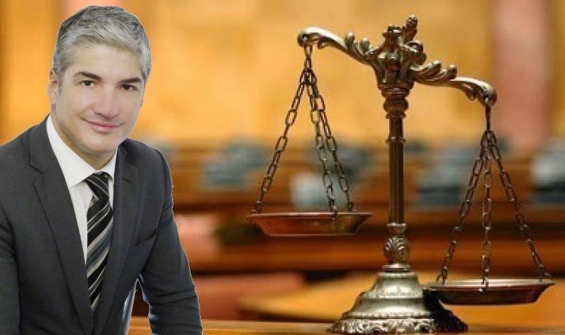 Θέμης Σοφός: Η ηγεσία της Δικαιοσύνης