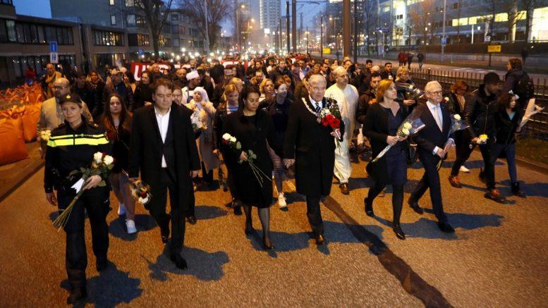 """Δήμαρχος Ουτρέχτης: """"Το μίσος δεν έχει καμία θέση εδώ"""""""