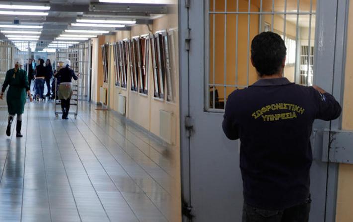 Την ώρα που στις φυλακές κυριαρχεί η βία διευθυντής αφήνει έκθετους σωφρονιστικούς υπαλλήλους
