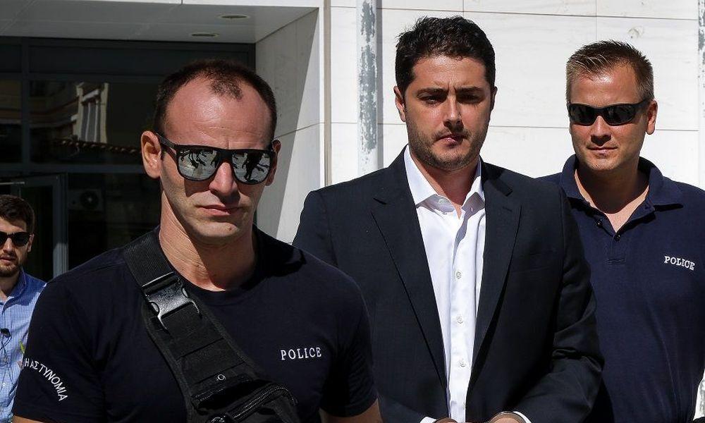 Κορυδαλλός mafia: Από θύτης, θύμαο Αριστείδης Φλώρος;