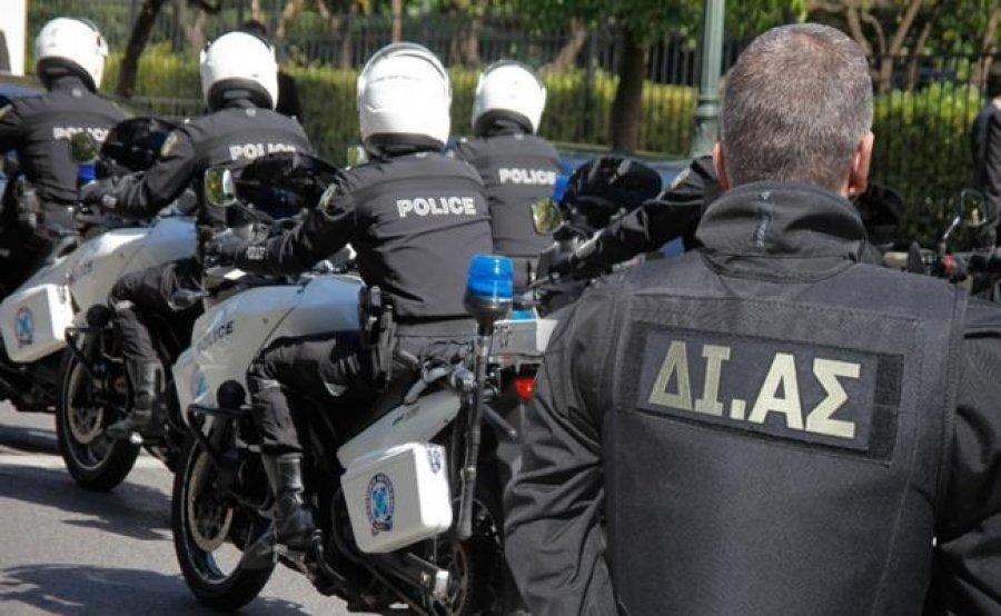 Συνελήφθη επ' αυτοφώρω μέλος της μαφίας των Γεωργιανών