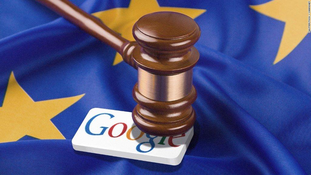 Νέα «καμπάνα» στην Google 1.490.000.000€ (!) για παραβίαση αντιμονοπωλιακών κανόνων
