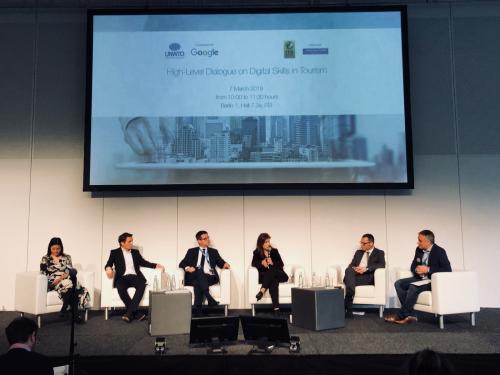Η Google συνεργάζεται με τον Παγκόσμιο Οργανισμό Τουρισμού για την Ανάπτυξη Ψηφιακών Δεξιοτήτων