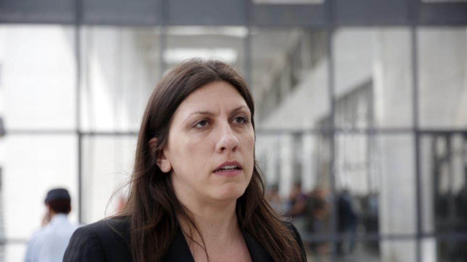 Κωνσταντοπούλου για Βίνικ: Νεφελώδη και αόριστα τα αδικήματα που του αποδίδονται