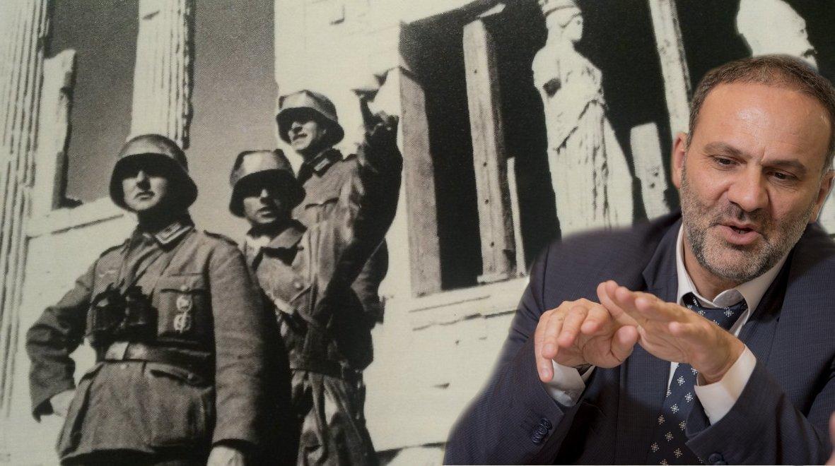 Νίκος Μαυραγάνης: Το κατοχικό δάνειο και οι γερμανικές αποζημιώσεις έχουν μέσα τους ελληνικές ψυχές και όχι αριθμούς
