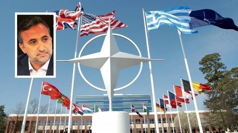 Νίκος Ελευθερόγλου: Πληρώνουμε το NATO για να μας σώζει από το… ΝΑΤΟ!