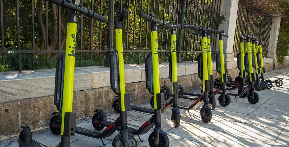 Κατηγορηματικά αντίθετος με την κυκλοφορία των ηλεκτρικών πατινιών στους δρόμους o «Ιαβέρης»