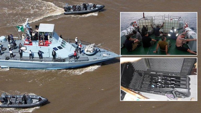 Κατηγορούμενοι για πειρατεία και λαθρεμπόριο τρεις Έλληνες στη Νιγηρία