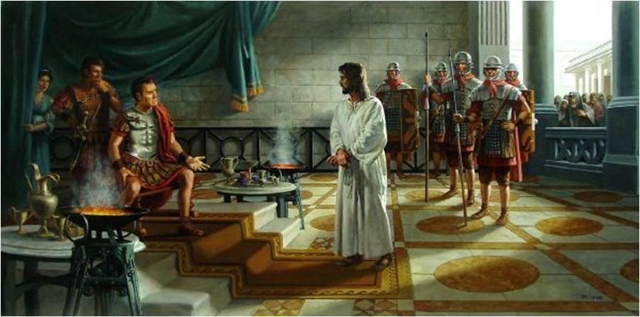 Το απόκρυφο ευαγγέλιο του Νικοδήμου: Τα πρακτικά της δίκης του Ιησού Χριστού και η κάθοδός του στον Άδη