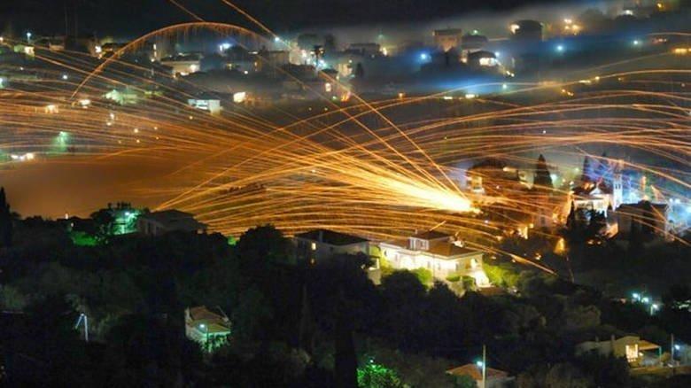 Πάσχα 2019! Από τον Νέο Κόσμο στο Βροντάδο της Χίου μερικές… ρουκέτες δρόμος! (video)