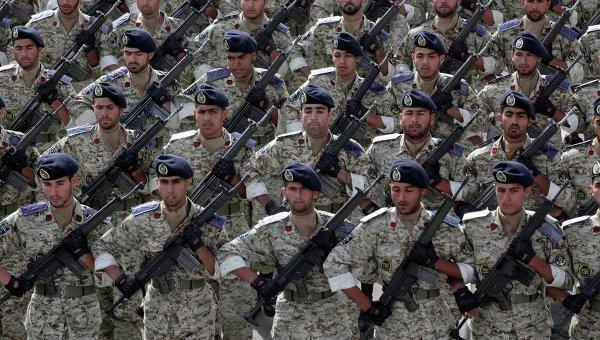 Ο Τραμπ χαρακτήρισε επίσημα τρομοκράτες τον στρατό του Ιράν!