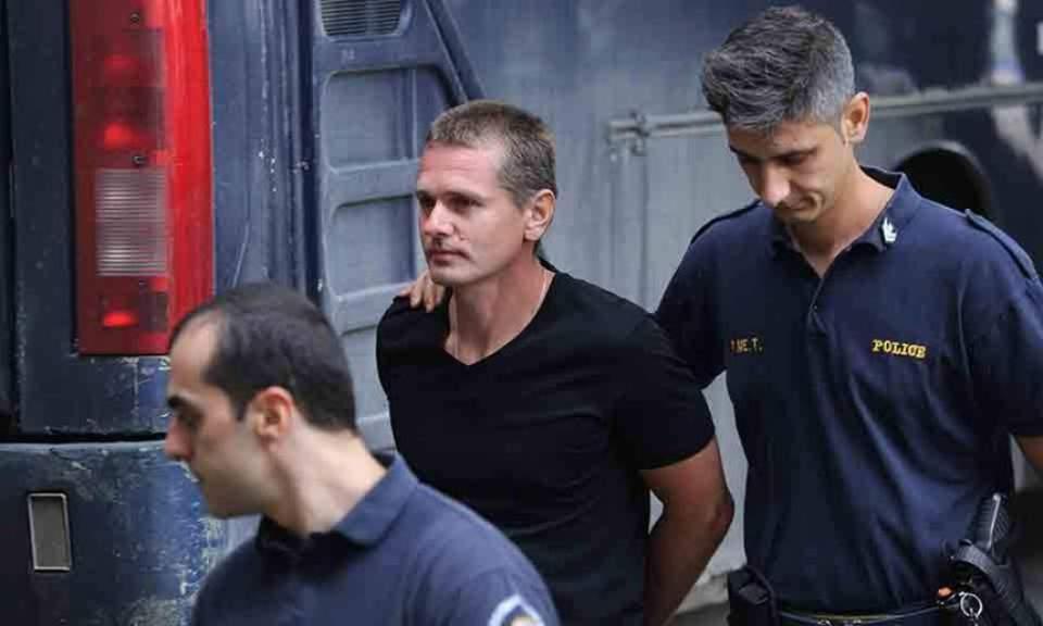 Απορρίφθηκε το αίτημα για άρση της προσωρινής κράτησης του Α. Βίνικ