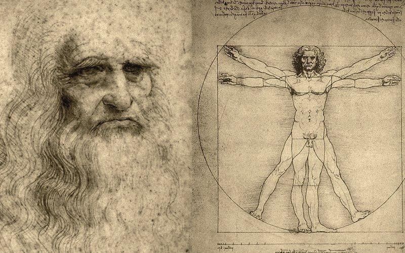 Ερευνητές βεβαιώνουν ότι ο Λεονάρντο ντα Βίντσι ήταν αμφιδέξιος