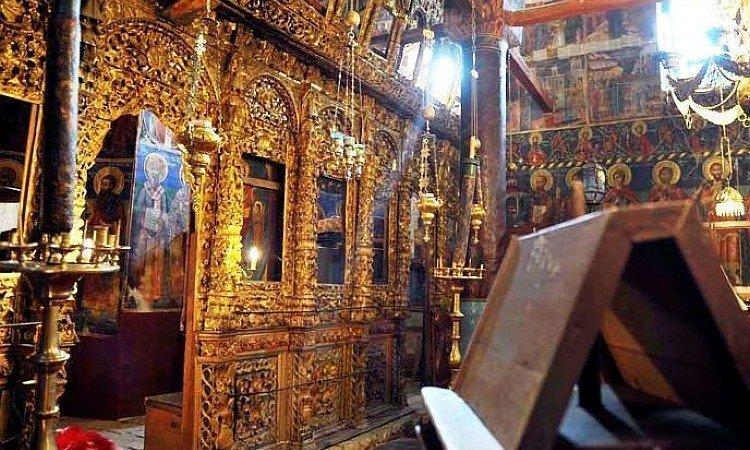 Εξιχνιάστηκαν 14 κλοπές σε εκκλησίες και κοιμητήρια της Ηλείας