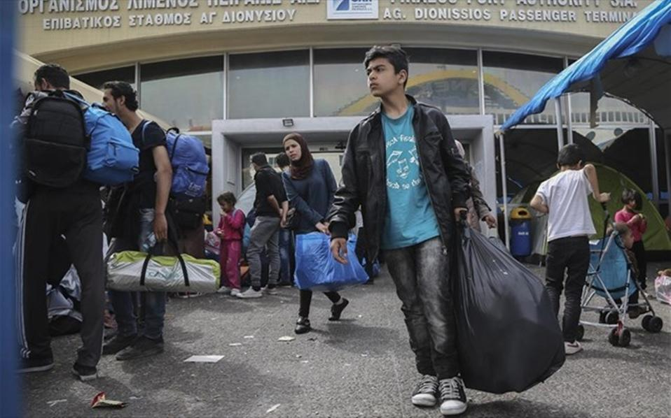 Eurostat: Περισσότεροι από 2.600 ασυνόδευτοι ανήλικοι ζήτησαν άσυλο στην Ελλάδα το 2018