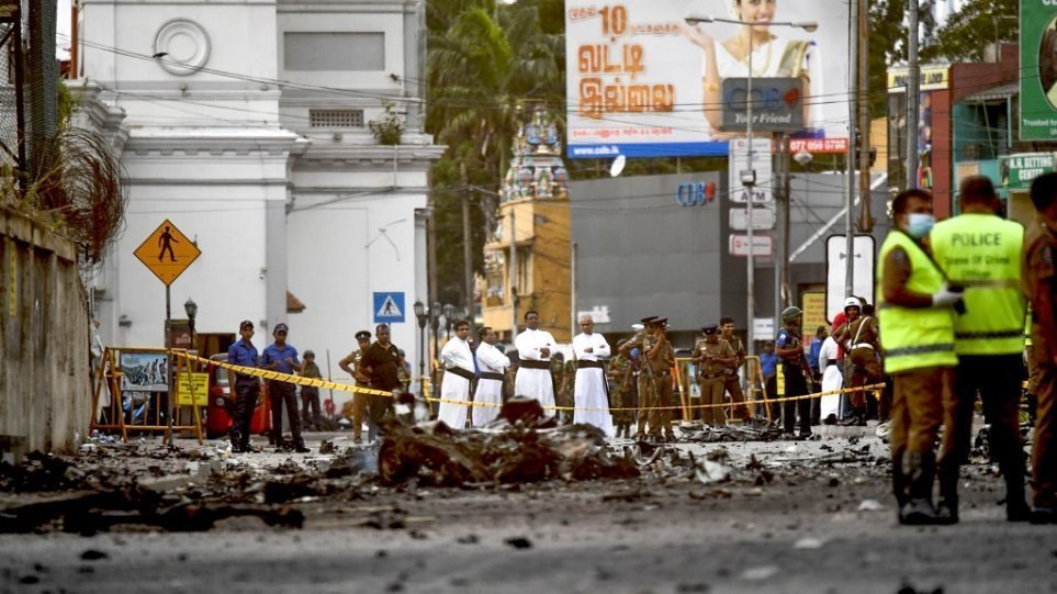 Σώοι οι δύο Δανοί που αγνοούνταν μετά τις επιθέσεις της Κυριακής στη Σρι Λάνκα