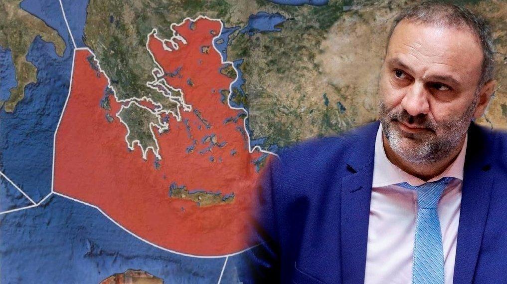 Νίκος Μαυραγάνης: Έφτασε η ώρα της Ελληνικής ΑΟΖ!