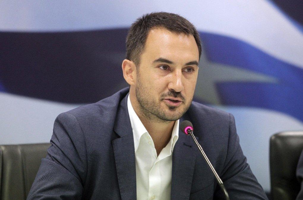 Αλ. Χαρίτσης: «Στηρίζουμε τους πολλούς – Ενισχύουμε την Τοπική Αυτοδιοίκηση»