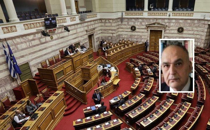 Χαράλαμπος Ανθόπουλος: Πρόταση εμπιστοσύνης εναντίον πρότασης ατομικής δυσπιστίας