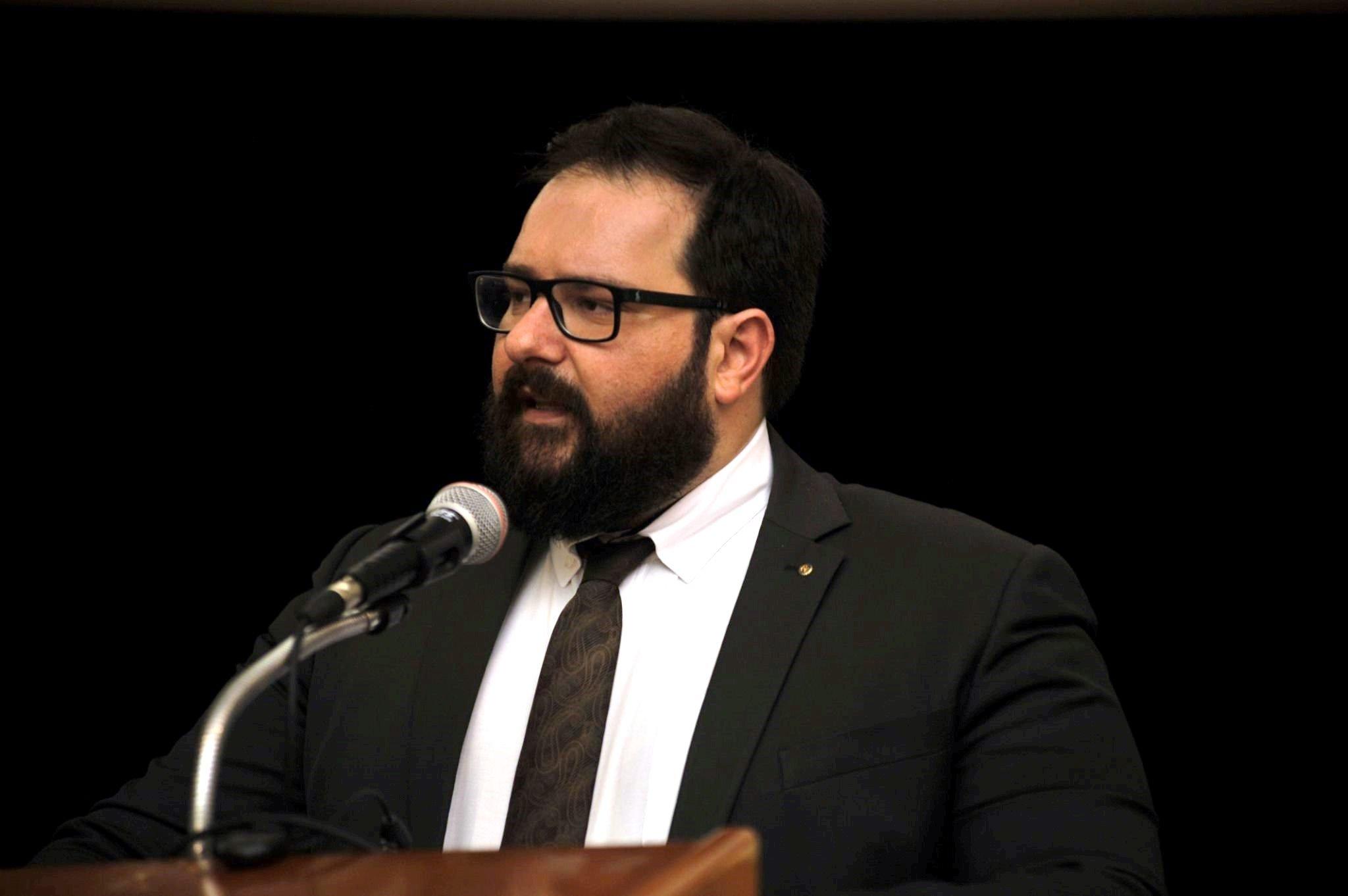 Κωνσταντίνος Γώγος: Ανακοίνωση υποψηφιότητας για τις αρχαιρεσίες ανάδειξης του ΔΣ της Ένωσης Ποινικολόγων και Μαχόμενων Δικηγόρων