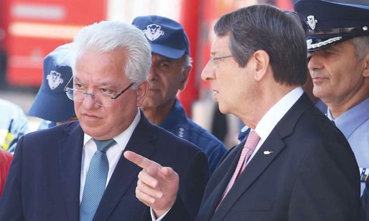 Ο υπουργός δικαιοσύνης της Κύπρου παραιτείται για λόγους ευθιξίας!