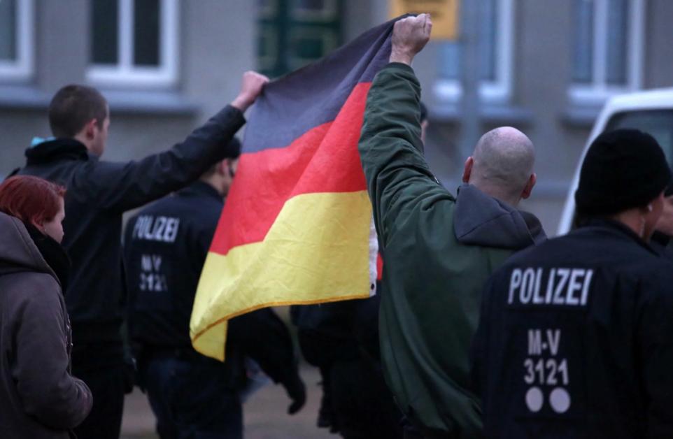 Κατά σχεδόν 20% αυξήθηκαν οι εγκληματικές ενέργειες ξενοφοβικής και αντισημιτικής φύσης στη Γερμανία