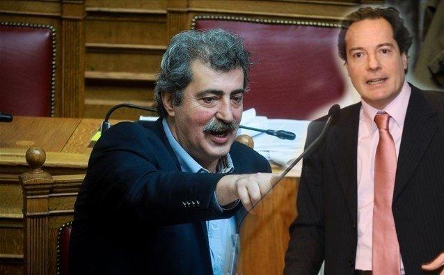 Κώστας Μποτόπουλος: «Πολακισμός»!