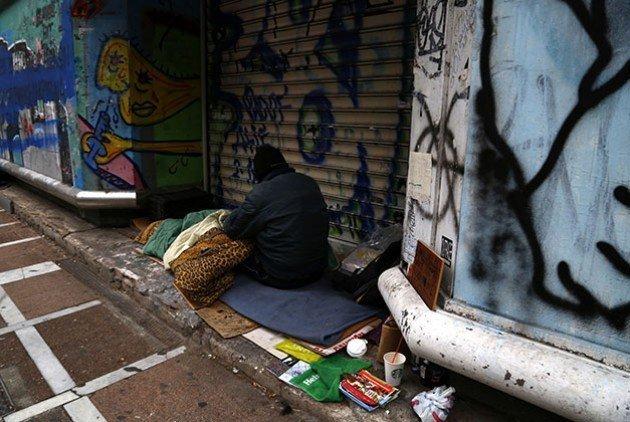 Σοκ! Έλληνες 51 έως 65 ετών οι περισσότεροι άστεγοι της Θεσσαλονίκης