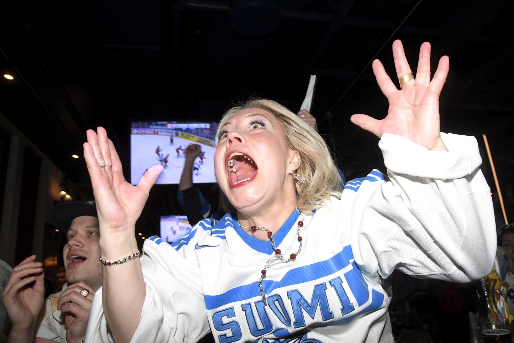 Φινλανδία: Ευρωεκλογές VS χόκεϊ: 0-1!