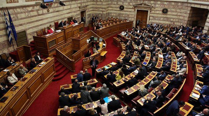 Βουλή: Δεκτό κατά πλειοψηφία, επί της αρχής, το νομοσχέδιο για τις 120 δόσεις