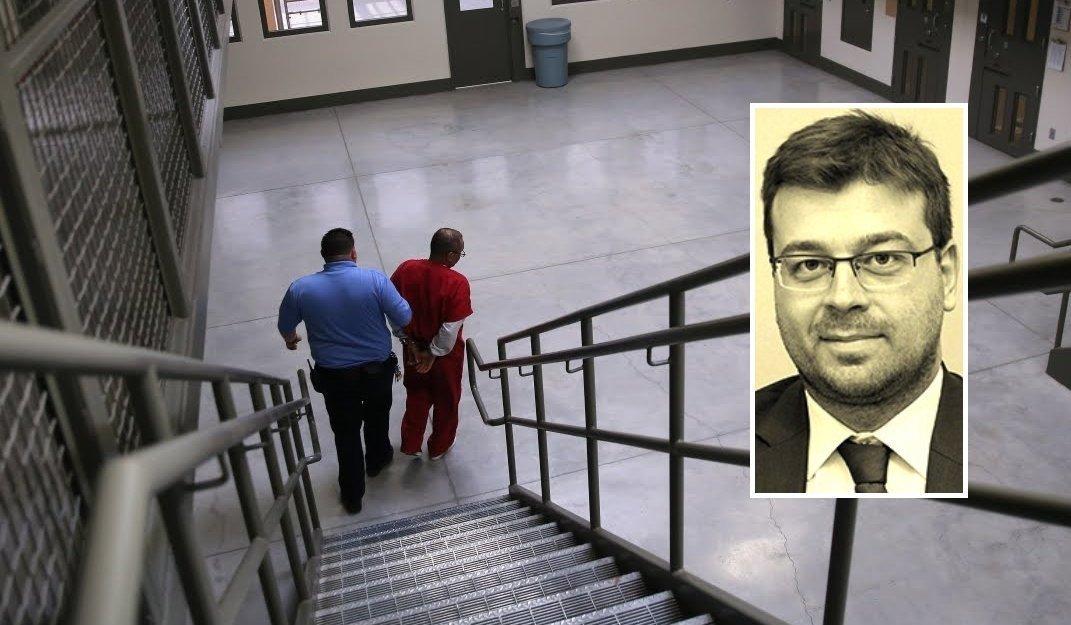Ηλίας Σιδέρης: Ιδιωτικές φυλακές και σωφρονιστικό σύστημα
