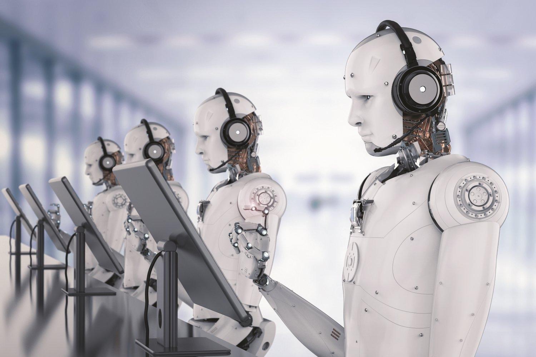 Ποιες είναι οι δουλειές που δεν θα μπορούν να κάνουν τα… ρομπότ!