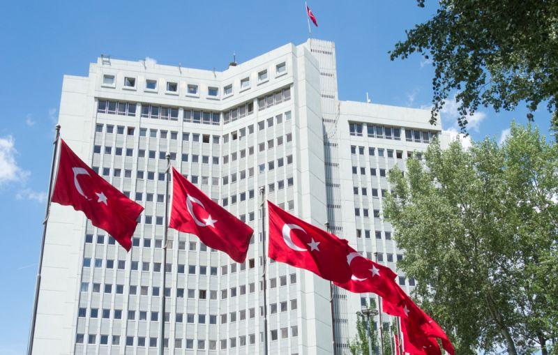 Οι τουρκικές αρχές διέταξαν τη σύλληψη 249 υπαλλήλων του υπουργείου Εξωτερικών