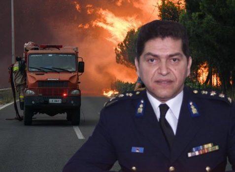 Ανδριανός Γκουρμπάτσης: 84% αύξηση των πυρκαγιών,0,4% ποσοστό εξιχνίασης