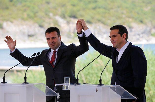 Τα ποσοστά του ΣΥΡΙΖΑ στη Μακεδονία