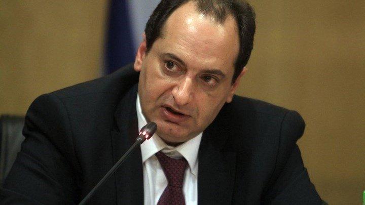 Σπίρτζης: Η ΝΔ συμπεριφέρεται σαν να έχει αποφασίσει ο ελληνικός λαός για την επόμενη διακυβέρνηση