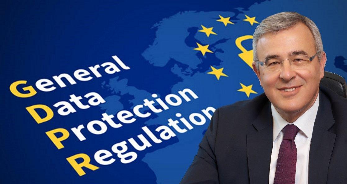 Νικόλας Κανελλόπουλος: «GDPR» ένας χρόνος μετά