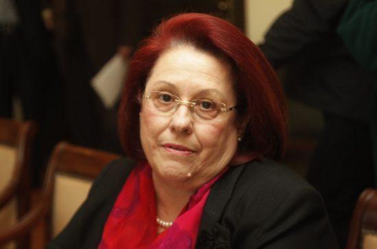 Μάρη Παπασπύρου: Δεν μετέφερα πρόταση στην Ξένη Δημητρίου να παραιτηθεί για να διευκολύνει την κυβέρνηση