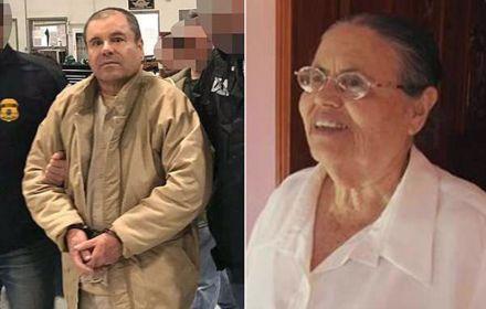 Το φαγητό της 91χρονης μαμάς του θα γευτεί ο φυλακισμένος Ελ Τσάπο