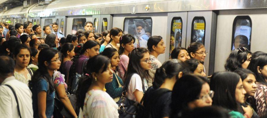 Δωρεάν οι μετακινήσεις με τα ΜΜΜ για τις γυναίκες στο Νέο Δελχί