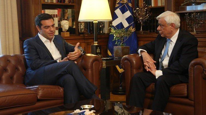 18:30! Αντίστροφη μέτρηση για τις εκλογές… Στον Πρόεδρο της Δημοκρατίας ο Αλέξης Τσίπρας