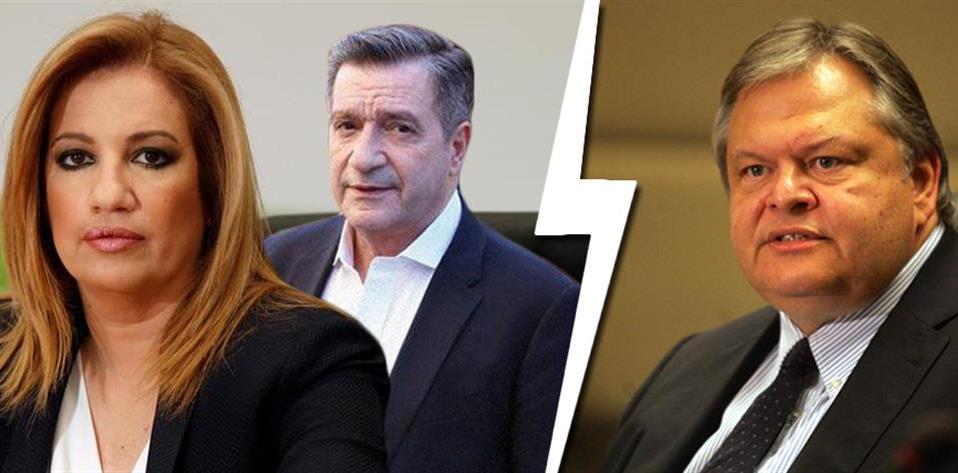 """ΚΙΝΑΛ: Η επιλογή Καμίνη """"άναψε φωτιές"""" – Εκτός κόμματος ο Βενιζέλος"""