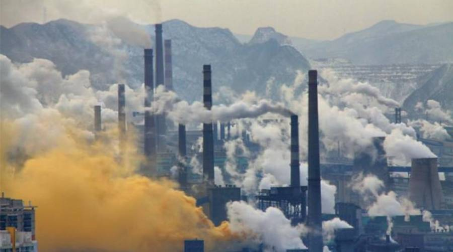 ΠΟΥ: 7.000.000 νεκροί ετησίως από την ατμοσφαιρική ρύπανση