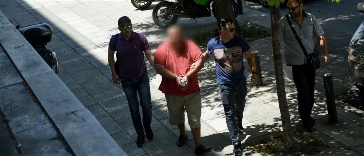 Συνελήφθη στην Θεσσαλονίκη πιθανό μέλος της ιταλικής Καμόρα