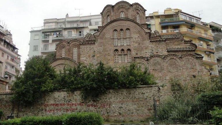 Συνελήφθη 20χρονος για διάρρηξη Ιερού Ναού στο κέντρο της Θεσσαλονίκης
