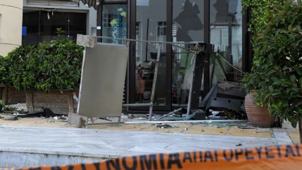 Συνελήφθη στο Μενίδι και ο 40χρονος αρχηγός της σπείρας που προκαλούσε εκρήξεις σε ΑΤΜ