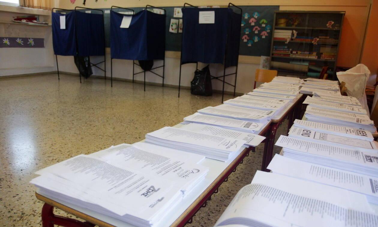 Στις βουλευτικές εκλογές θα συμμετέχουν 20 κόμματα ενώ στις Ευρωεκλογές συμμετείχαν 40